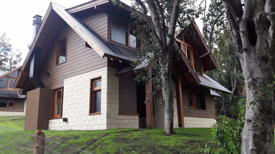 Casas A Estrenar En Villa La Angostura
