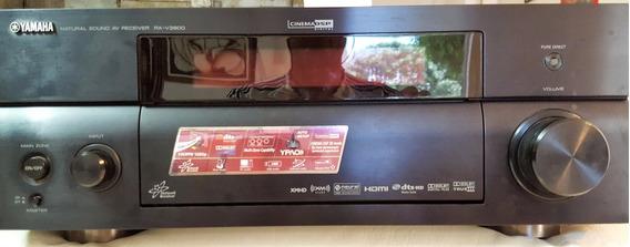 Amplificador Yamaha 7.1 Rx-v3800