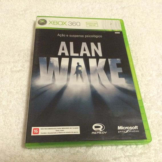 Alan Wake (ação Esuspense Psicológico)