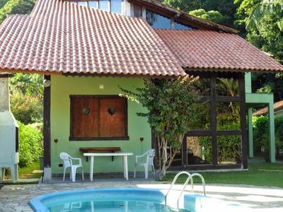 Aluga Temporada Casa Com Piscina Prox Praia E Comercio Local