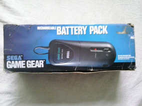 Sega Game Gear Battery Pack Video Game Game Bateria Sega