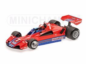 Formula 1 Brabham Alfa Romeo J. Watson 1977 1:18 Minichamps