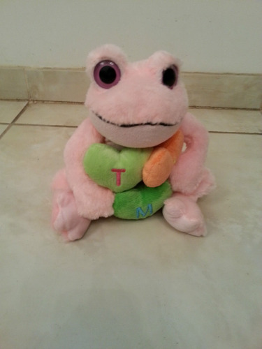 Peluche Rana Nuevo Tqm Woody Toys 24cm