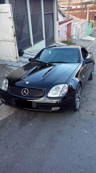 Mercedes Benz Conversível Slk 230 Kompressor 1998
