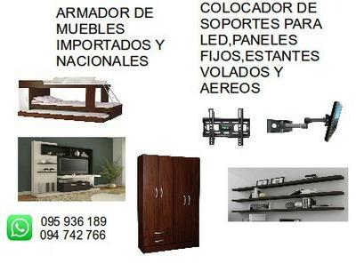 Armador De Muebles El Mejor Servicio