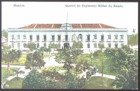 Manaus - Quartel Regimento Militar Estado 15081504