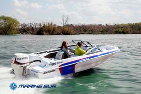 Lancha Marine Sur Quicksilver 495
