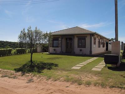 Casa Térrea Em Terras De Santa Cristina V