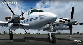 Aeronaves Novos Carenado Fsx/p3d Promoção Natal