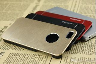 Capa Case Traseira Metal Aluminio Apple iPhone 6 6g (4.7)