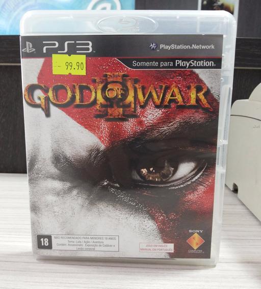 Jogo God Of War 3 Play 3 (original)