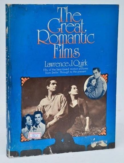 The Great Romantic Films - Livro - Em Inglês