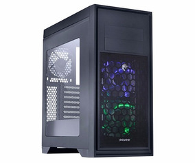 Computador Gamer Asus H87 I5 8gb 1tb Gtx1060 Gabinete Bear