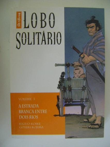 Revista Mangá Lobo Solitário Nº 3 Kazuo Koike - Raridade