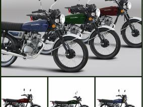 Moto Zanella Sapucai 150 Vintage 0km 2018