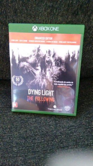 Dying Light The Following Ehanced Super Conservado Xbox One