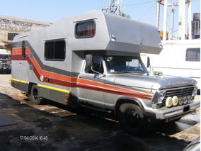 Motrhome Ford 350 - Vendo Impecable!