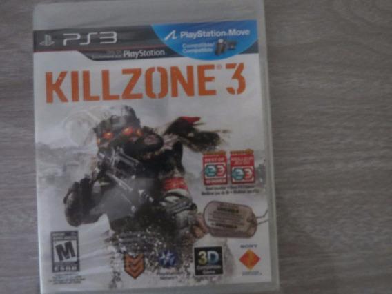 Killzone 3 Para Sony Playstation 3 Ps3