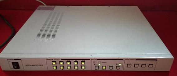 Multiplexer Digital Model Wj-709ma - 9 Canais