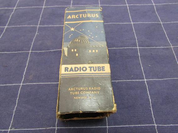 Válvula Arcturus 58 Radio Tube