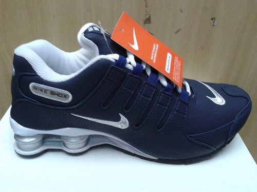 59192aa01e Tenis Nike Shox 4 Molas