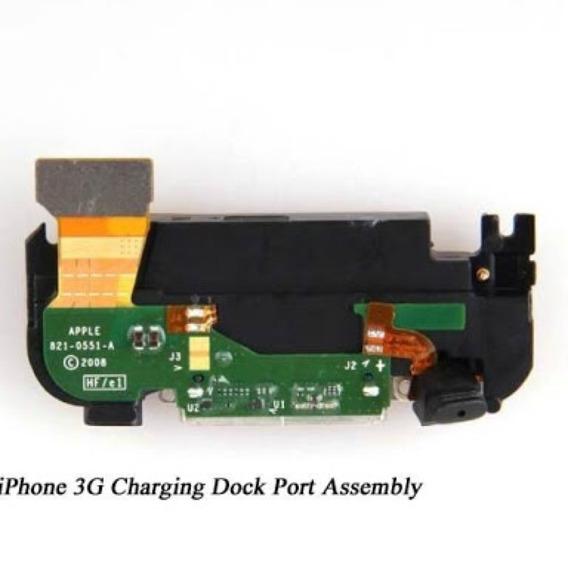 Dock De Carga Completo iPhone 3g