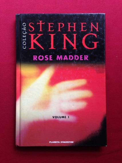 Livro - Rose Madder - Vols. 1 E 2 - Stephen K. - Semin.