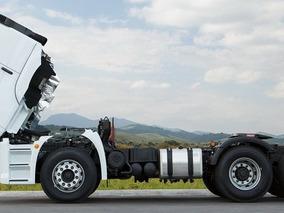 Volkswagen Constellation 24.280 Tractor 6x2 280 Hp