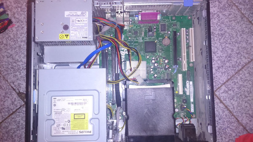 Imagem 1 de 2 de Dell Optiplex 360 Core 2 Duo 2,80ghz - 2g Ram -hd 160gb Dvd