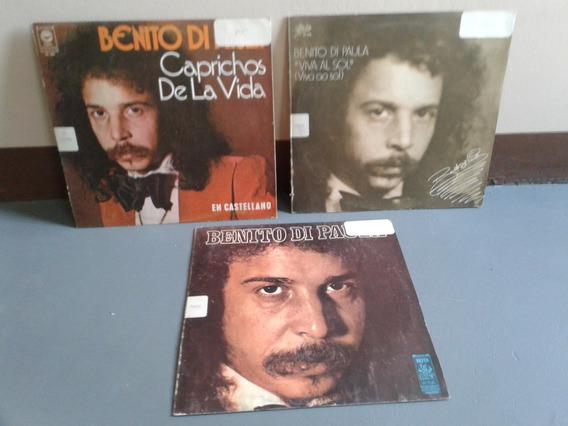 Benito Di Paula - Discos De Vinilo