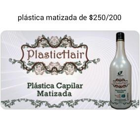 Plástic Hair Matizada De Cupuaçú E Oil De Macadãmia