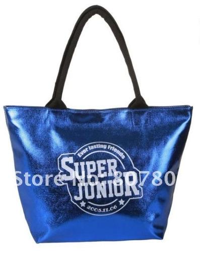 Super Junior Suju Kpop Bolso Grande Corea Nuevo En Stock