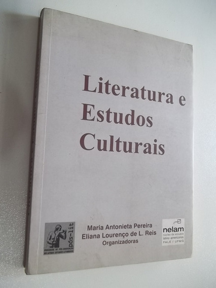 * Livro Literatura E Estudos Culturais Maria Antonieta