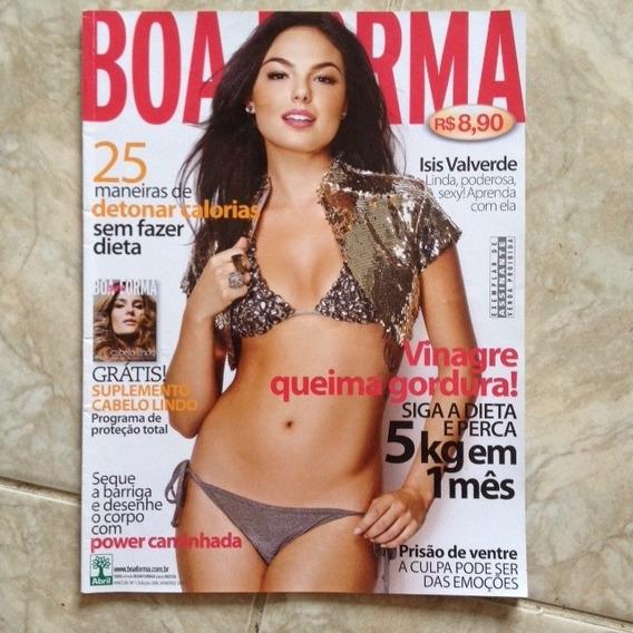 Revista Boa Forma 288 Jan2011 Isis Valverde Linda Poderosa