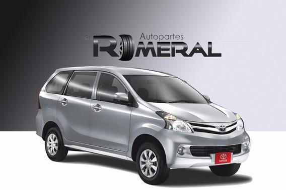 Toyota Avanza 2015 Carroceria Chocado Refacciones Partes Kit