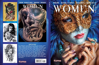 Women I. Libros Tatuaje / Tattoo