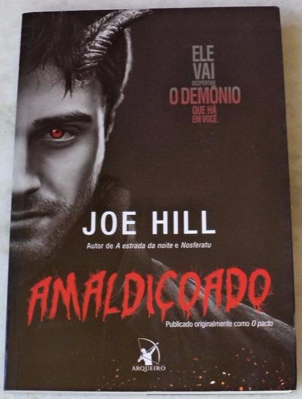 Livro Amaldiçoado De Joe Hill