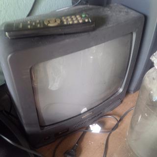 Televisor 14 Pulgadas Goldstar Funcionando C/ Control Remoto