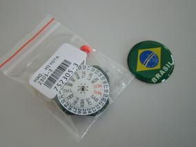 Máquina Miyota 2305 Calendário (duplo) Em 3 Hs Leia Anuncio