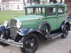 Autos De Coleccion Ford A Sedan 4 Pts U $18.000