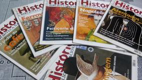 Revista História Biblioteca Nacional/coleção