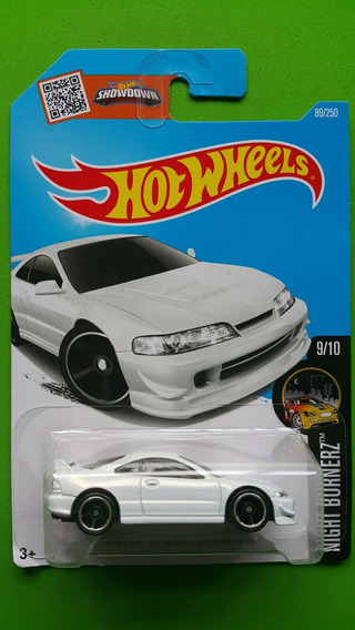 Hot Wheels Acura Íntegra Lacrado Na Cartela Escala 1.64.novo