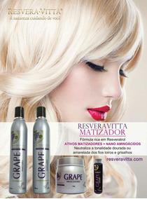 Kit Matizador Resvera Vitta