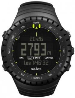 Relógio - Computador De Pulso Suunto Core All Black