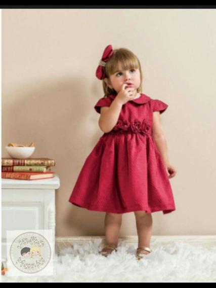 Vestido Anjos Baby Tam:01,02,04