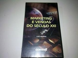 Vhs Marketing E Vendas Do Século Xxi Luiz Marins.