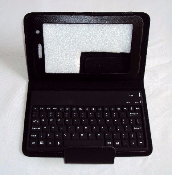 Capa C/teclado P/ Samsung Galaxy 7,0 C/bluetooth Ly03 4433