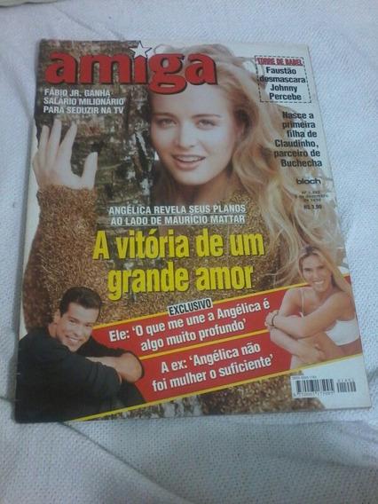 Amiga Angelica Mauricio Mattar Fábio Jr Brad Pitt.