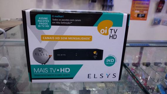 Receptor Oi Tv Hd Livre Elsys Etrs37