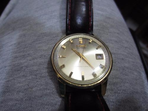 Relógio Seiko Sportmatics (1º Modelo A Vir Para O Brasil)